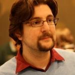 Dan Brown portrait